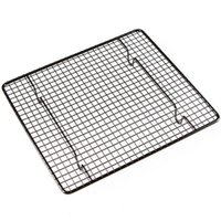 baking rack for oven - 26 CM Carbons Steel Oven safe Nonstick Cooling Racks For Cookies Pies And Cakes Baking Rack Icing Rack