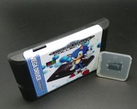 Wholesale Everdrive N8 China Version V1 with GB Rockman md Megaman super Earthbound Game Card Sega Mega Drive Genesis Megadrive Cartridge