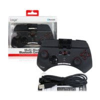 For Wii Wireless Controller Shock PEGA PG-9025 Multimedia Wireless Bluetooth Game Controller,Smart Joystick for iPhone Samsung HTC Mobile Phones Tablet PC joystick keyboar...