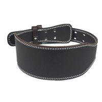 Wholesale Weight Lifting Belt High Quality PU Leather Gym Belt Fitness Equipment Wide Back Support Weightlifting Belt