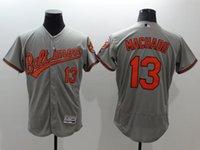 Wholesale Manny Machado Baltimore Orioles Majestic FLEXBASE Collection Player Jerseys white grey orange black MIX ORDER sunnee