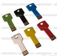 flash drive 8gb key - Key GB USB Memory Stick Metal Colorful GB GB GB GB GB GB USB Flash Drives External Storage Disk
