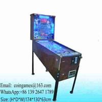 arcade pinball machine - Amusement Equipment Coin Operated Arcade Games Balls Pinball Machine