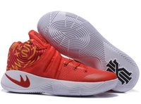 air signature - 2016 Cheap Kyrie II Basketball Shoes Irving Signature Man Sneakers HBW Replicas Athletic Sneakers US Size