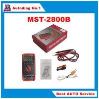 automotive digital multimeter - Original MST B Intelligent Automotive Digital Multimeter mst B auto Analyzers