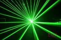 Cheap Pro 400mw Green 532nM 20K CLUB Laser stage show light disco event dj projector