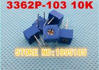 Wholesale P precision adjustable potentiometer K lap potentiometer