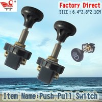 auto cab - Factory Direct Long Size New Push Pull Auto Switch for Modified car Honda Cab