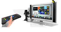 Wholesale X8 Mini Wireless Keyboard Fly Air Mouse Remote G Sensing Gyroscope Sensors MIC Combo MX3 M For MX3 MXQ M8 M8S M95 S905 STB Android TV BOX