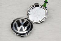 Cheap [Fast shipping] good quality car tunning 20pcs 75mm vw badge wheel center caps for mercedes part no. 1714000025