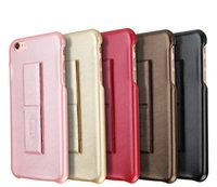 bargain iphone - Bargain Phone Protecter For iPhone s Lenuo Fashion Practical Design Case In Stock Phone Shell With Holder