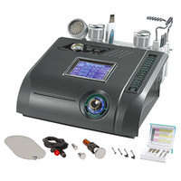 Wholesale Shipping free No Needle Mesotherapy Device Beauty face Lift Import Electroporation Instrument Home RF Skin Beauty Equipment