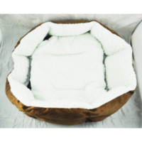 best luxury bedding - Best selling Luxury Unique Warm Indoor Soft Pet Dog Cat Bed Cushion Dog Puppy Sofa House Bed with Mat Supplies