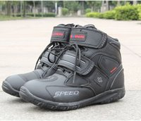 Wholesale colors high quality professional motorcycle boots Pro biker Racing Boots Motorcross Boots Motorbike shoes