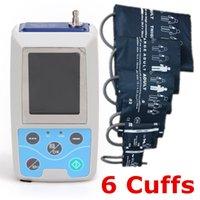 ambulatory monitoring system - 24 hours Ambulatory Blood Pressure Monitor System ABPM Free cuffs ABPM50