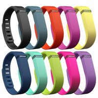 band packages - Fitbit Flex Band With Clasp Replacement TPU Wrist Strap Wireless Activity Bracelet Wristband With Metal Clasp No Tracker Opp Package