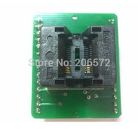 bench block - TSSOP8 to DIP8 SSOP8 IC test block adapter test bench Burn in