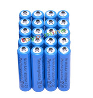 alkaline cell - Power Source Rechargeable Batteries x AAA mAh A V Ni MH Blue Rechargeable Battery Cell for MP3 RC Toys
