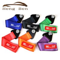 Wholesale HB Racing SPCO Style Universal Tow Strap Tow Hook Ribbon FOR Front Rear Bumper