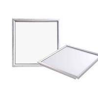 оптовых высокая панель-Светодиодные панели квадратные лампада 300x300mm 18W высокой яркие светодиодные закрытый потолочный светильник SMD5630 белый / теплый белый с водителем Водоустойчивая