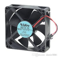 abb drives - Original ABB frequency conversion Nidec cooling fan D08A TU DC A V wire