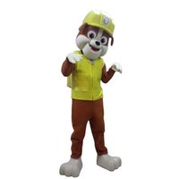 Wholesale Patrol Mascot Costume Adult Unisex Cartoon Mascot Costume Custom Made