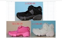 air rift women - with shoe box top quality Airs Rift BR ALL black all white pink man brand shoes women sneakers