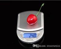 Wholesale Digital Diamond Scale Mini LCD Pocket Jewelry Gold Gram g g g g