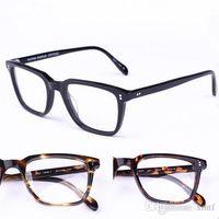 Wholesale Vintage Optical Glasses Frame Oliver Peoples Brand Designer Plank Optical Spectacle Fame for Women and Men Eyeglasses Myopia Frames