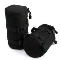 Wholesale All purpose thick lens bag factory lens set of SLR camera bag camera bag