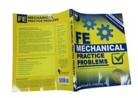 Wholesale 2016 new book Mechanical Practice problems