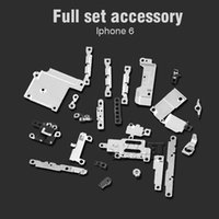 Wholesale Brand New Genuine Inner Small Parts Set Fasten Brackets for iPhone G S C G GPLUS Repair Fix set pieces