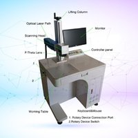 advanced fiber technology - High Accuracy and Speed Fiber Laser Metal Etchers advanced laser marking technology no need maintaince
