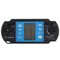 Wholesale Kids Children Classical Game Players Portable Handheld Video Tetris Game Console For PSP Gaming