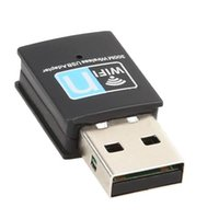 Wholesale S5Q Premium Mbps b g n Wireless Card Mini Wireless USB Wifi Wlan Adapter AAAGBQ