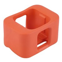 Wholesale Orange Float Box Water Floaty Protective Case Cover Box Protector For Gopro Hero Session Camera