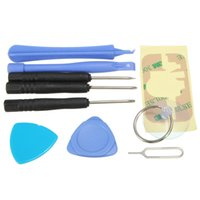 Wholesale Hot sales Professional In Repair Opening Pry Screwdriver Kit Set For iPhone s dismantle Tools Sets
