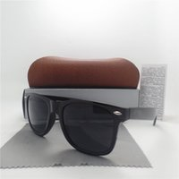 Wholesale Fashion Sunglasses For Men And Women Adumbral Driving Brand Design High Quality Retro MM Retro Eyeglasses Accessories Have Brown Cases Box
