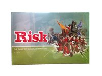 Wholesale english Risk the game of global Domination Board table family game