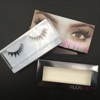 Wholesale Huda Beauty False Eyelashes Voluminous Eyelash Extensions Handmade Lashes Samantha Eyelashes for Eye Lashes Jessica Makeup Beauty Eyelashes