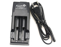 best car battery - TrustFire TR Dual Battery Charger Car Charger Lithium Mod Battery Charger Best price DHL