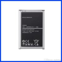 Wholesale Cellphone battery For Samsung Galaxy Note3 Rechargeable lithium Li ion battery For Samsung Note3 N9000 N900 N9005 N9006 N9002 N9008V N9009