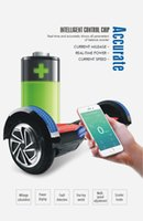 60V chrome green - Led Rgb Chrome Scooter Smart Balance Wheel Inch Scooter Bluetooth Speaker Two Wheeled Self Balancing Electric Scooter Samsung Battery