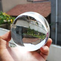 Wholesale mm Clear Crysal Magic Round Ball For Home Decoration And Business Gifts Best selling