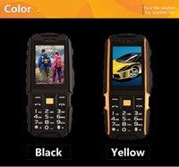 bar screen recorder - 4800mAh Battery No A9 Rugged IP67 Waterproof inch Colorful Screen M Super Flashlight Mountaineer Recorder Dual Sim Card FM Cellphone