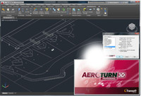 bentley window - Transoft Solutions AeroTURN Pro Pro D v5 for Autodesk AutoCAD Bentley Microstation