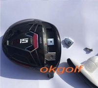 Wholesale New driver golf black tm R15 cc Driver and degrees stiff graphite shaft speed golf clubs
