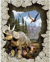 age house - Customized d wallpaper d flooring wallpaper murals The age of the dinosaurs d floor background wall d living room wall decor