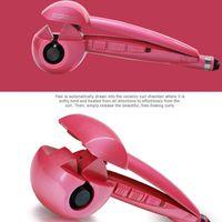 Cheap Auto Hair tools Ceramic Hair Curler Styling Hair Protected Tools Hair Rollor magic hair curlers Curl Secret hair tools