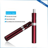 battery tapers - Hot Selling ecig Vaporizer Pen BUD Nicefree Mod Kit mAh battery taper airflow tube design ml cartridge